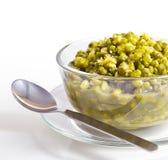 Green bean soup Stock Photos