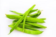 Green beans Royalty Free Stock Photos