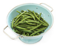 Green beans. Royalty Free Stock Photo