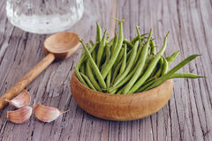 Green beans Stock Photos