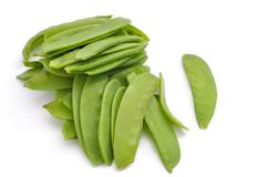 Green beans Royalty Free Stock Photos