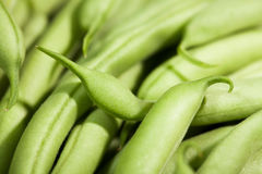 Green beans Royalty Free Stock Image