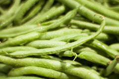 Green beans Stock Photo