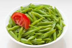 Green beans. Fresh and natural green beans stock photos