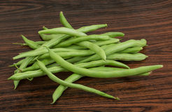 Green beans Stock Images