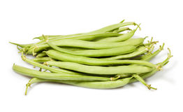 Green beans heap Royalty Free Stock Photography