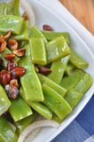 Green Beans Salad Stock Photos