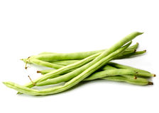 Green Beans or Snap Beans Royalty Free Stock Image