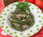 Green Beans Royalty Free Stock Photo