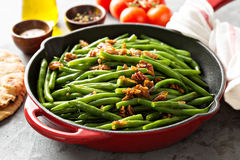 Free Green Beans With Caramelized Pecans Royalty Free Stock Photography - 84771797