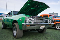 Green Beast Royalty Free Stock Photography