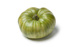 Green Beefsteak Tomato Royalty Free Stock Image