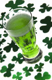 Green Beer Stock Photos