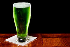 Green Beer Stock Photography