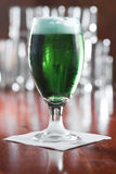 Green Beer Royalty Free Stock Image