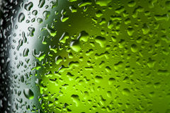 Green beer. Abstract background Royalty Free Stock Image
