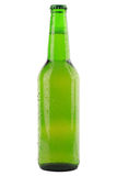 Green beer bottle Royalty Free Stock Photo