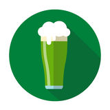 Green beer-03 Stock Images