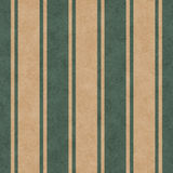 Green and Beige Striped Tile Pattern Repeat Background Stock Images
