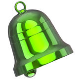 Green bell Stock Image