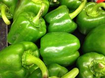 Free Green Bell Pepper Royalty Free Stock Photography - 96911807