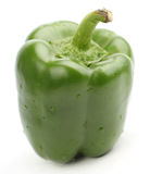 Green bell pepper Stock Photography