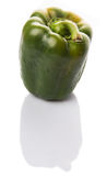 Green Bell Pepper II Stock Image