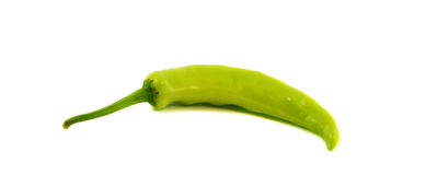 Green Bell pepper Royalty Free Stock Photos