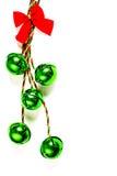 Green bells Stock Photography