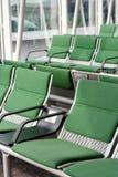 Green Bench Stock Photos