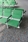 Green Bench Stock Photos