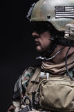 Green Berets soldier Royalty Free Stock Photos