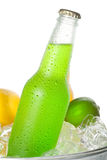 Green Beverage Stock Images