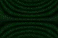 Green binary computer code on black background Stock Images