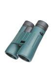 Green binoculars Royalty Free Stock Photography