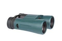 Green binoculars Royalty Free Stock Photo