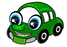 Green bio car concept Stock Images