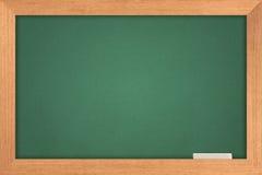 Green blackboard Stock Images