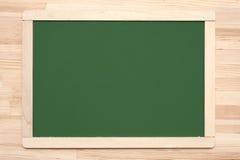 Green blackboard background Royalty Free Stock Photography