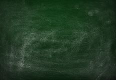 Green blackboard Royalty Free Stock Photos