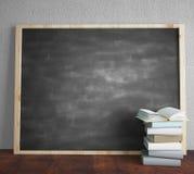 Green blackboard Royalty Free Stock Images