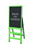 Green blackboard Royalty Free Stock Photography