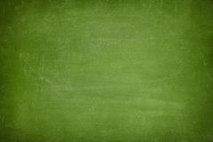 Green blank blackboard Royalty Free Stock Photography