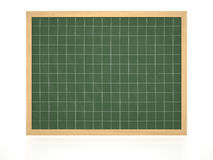 Green Blank chalkboard Royalty Free Stock Images
