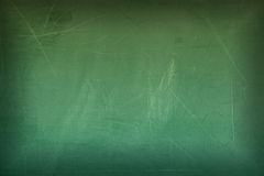 Green blank chalkboard for background. Green blank chalkboard or blackboard for background Stock Photos