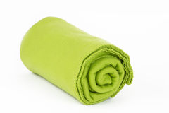 Green Blanket Stock Images