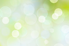 Green or blue bokeh background , vintage style Royalty Free Stock Photography