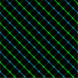 Green and blue Crossed Background Royalty Free Stock Photo