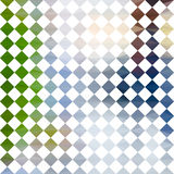 Green and blue defocused background Stock Photography