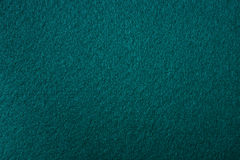 Green-blue felt texture Stock Image